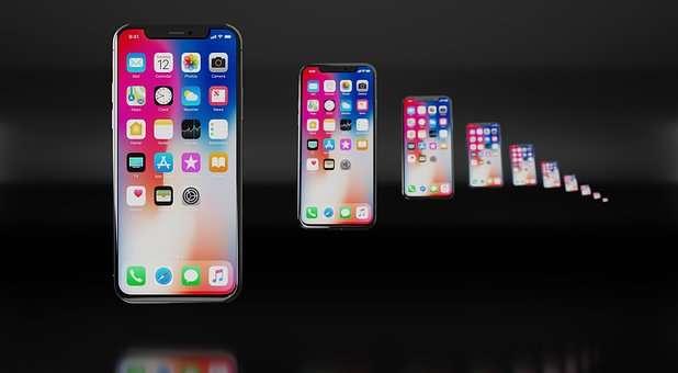 Come saranno i display degli iphone nel 2020